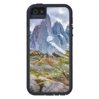 Capas Para iPhone 5 Montanhas nevado no EL Chalten Argenti de Laguna