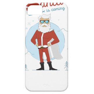 Capas Para iPhone 5 Natal de Papai Noel