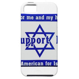 Capas Para iPhone 5 Nós apoiamos Israel