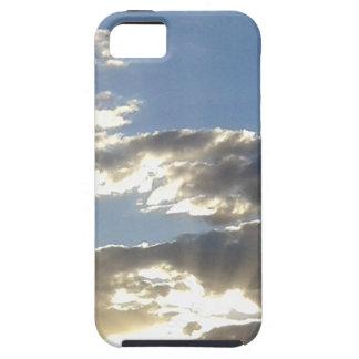 Capas Para iPhone 5 Nuvens e Sun