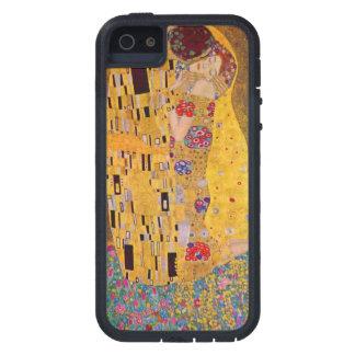 Capas Para iPhone 5 O beijo pelo caso de Klimt