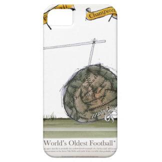 Capas Para iPhone 5 o futebol o mais velho do mundo