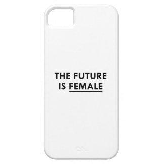 Capas Para iPhone 5 O futuro é fêmea