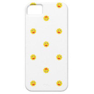 Capas Para iPhone 5 O motivo feliz de Sun caçoa o teste padrão