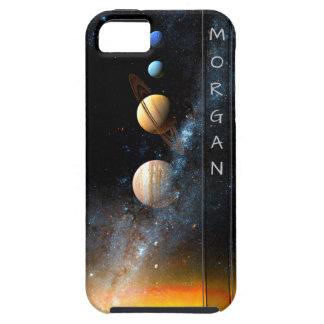 Capas Para iPhone 5 O sistema solar