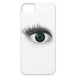 Capas Para iPhone 5 Olho verde