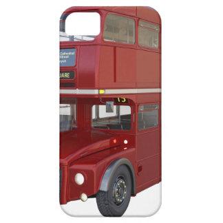 Capas Para iPhone 5 Ônibus vermelho do autocarro de dois andares no