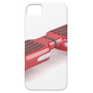 Capas Para iPhone 5 Patinete deequilíbrio vermelho