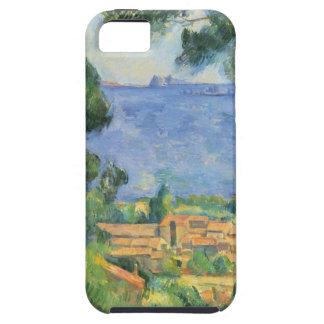 Capas Para iPhone 5 Paul Cezanne - ideia do d'If de L'Estaque e de
