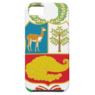 Capas Para iPhone 5 Peru - escudo Nacional (emblema nacional)