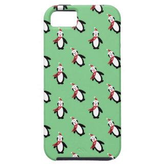 Capas Para iPhone 5 Pinguim do Natal