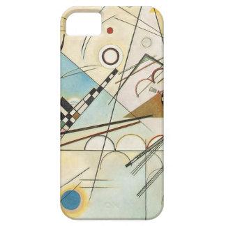 Capas Para iPhone 5 Pintura de Kandinsky da composição 8