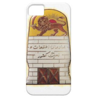 Capas Para iPhone 5 Polícia secreta persa SAVAK