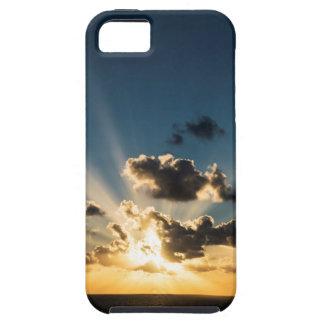 Capas Para iPhone 5 Por do sol do oceano