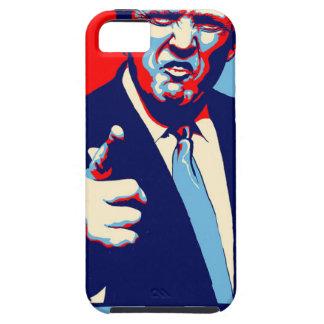 """Capas Para iPhone 5 Poster 2017 da paródia do """"medo"""" de Donald Trump"""