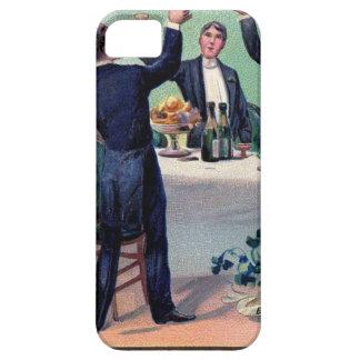 Capas Para iPhone 5 Poster vintage original da bebida do dia de