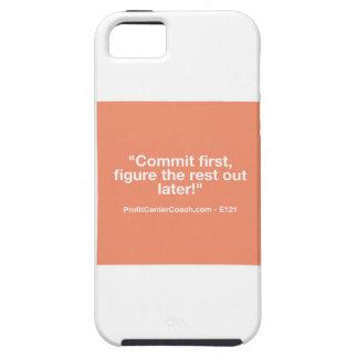 Capas Para iPhone 5 Presente pequeno do proprietário empresarial 121 -