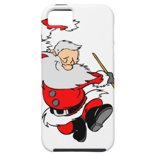Capas Para iPhone 5 Presentes do papai noel