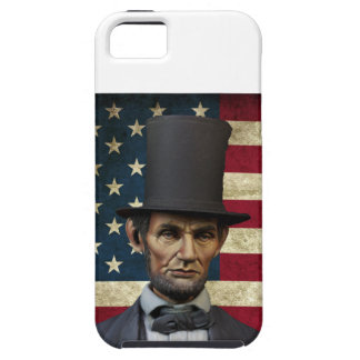 Capas Para iPhone 5 presidente lincoln