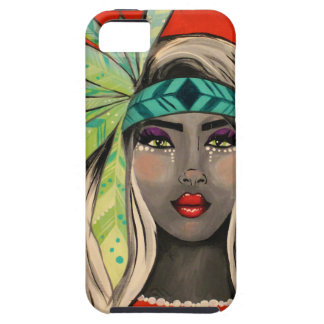 Capas Para iPhone 5 Princesa de turquesa