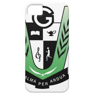 Capas Para iPhone 5 Produtos da crista da reunião dos alunos de GGMSS
