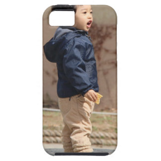 Capas Para iPhone 5 Rapaz pequeno