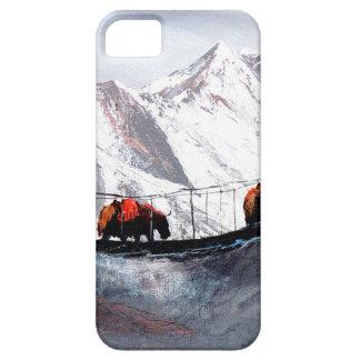 Capas Para iPhone 5 Rebanho de iaques Himalaya da montanha