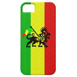 Capas Para iPhone 5 Reggae Lion