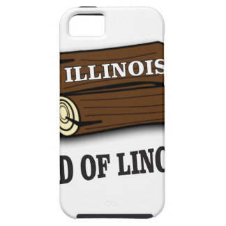 Capas Para iPhone 5 Registros de Illinois de Lincoln