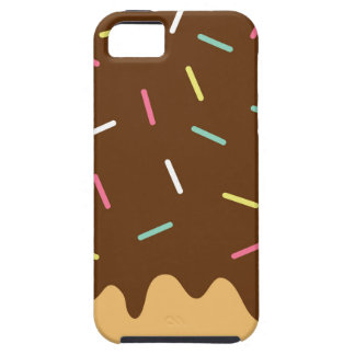 Capas Para iPhone 5 Rosquinha do chocolate