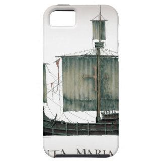 Capas Para iPhone 5 Santa Maria 1492 por Tony Fernandes