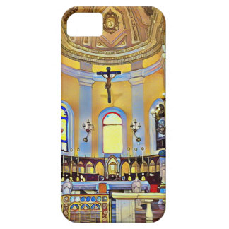 Capas Para iPhone 5 Santuário artístico velho bonito de San Juan