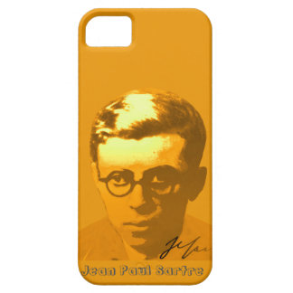 Capas Para iPhone 5 Sartre