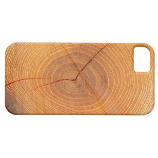 Capas Para iPhone 5 SE de seção transversal do iPhone da árvore da