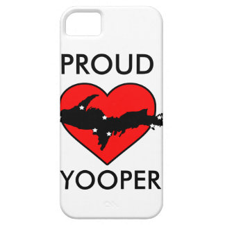 Capas Para iPhone 5 Seja um Yooper orgulhoso!