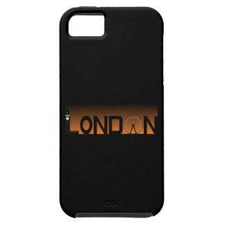Capas Para iPhone 5 Skyline de Londres