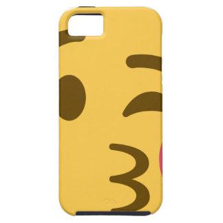 Capas Para iPhone 5 Smiley Kiss Emoji