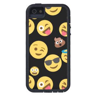 Capas Para iPhone 5 Smiley louco Emojis