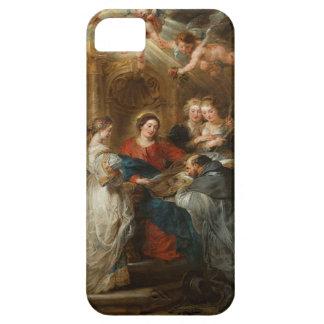 Capas Para iPhone 5 St. Idelfonso - Peter Paul Rubens do Triptych
