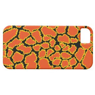 Capas Para iPhone 5 Teste padrão da pele do girafa mim estilo nenhuns