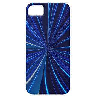 Capas Para iPhone 5 teste padrão do azul do cobrir do telefone do