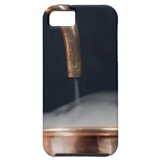 Capas Para iPhone 5 tubulação de cobre de uma destilaria com vapor