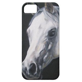Capas Para iPhone 5 Um cavalo branco