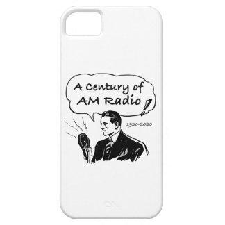 Capas Para iPhone 5 Um século do rádio do AM