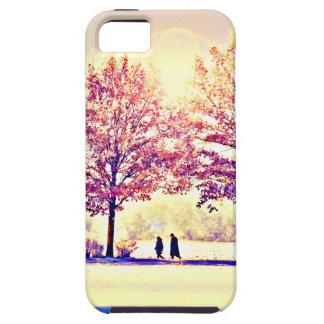 Capas Para iPhone 5 Um stroll nas madeiras