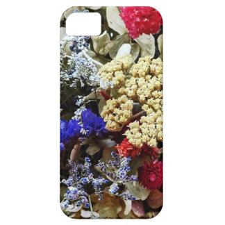 Capas Para iPhone 5 Variedade de flores secadas