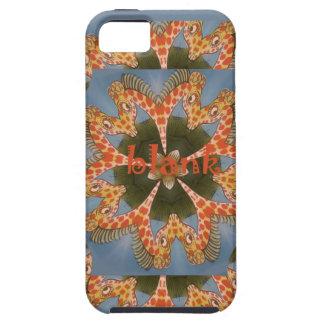 Capas Para iPhone 5 Vazio colorido africano surpreendente bonito do