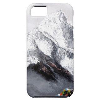 Capas Para iPhone 5 Vista panorâmica da montanha de Everest