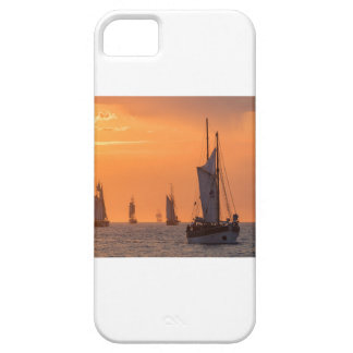 Capas Para iPhone 5 Windjammer na luz do por do sol