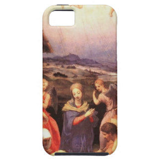 Capas Para iPhone 5 Worship_of_the_shepherds_by_bronzino